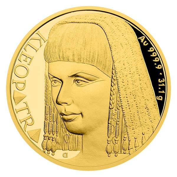 """Монета """"Клеопатра"""""""