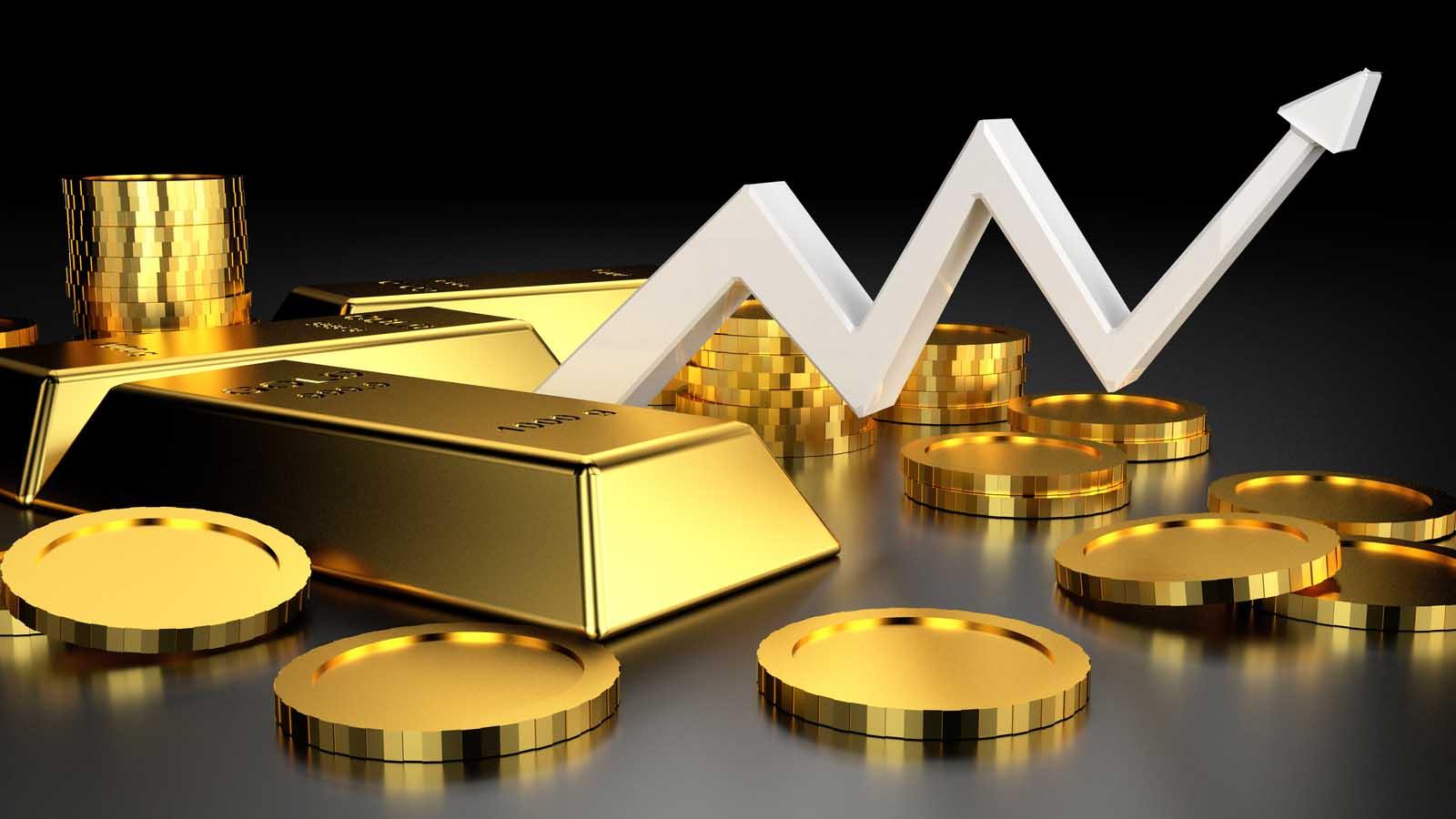 В Чехии растут продажи золота