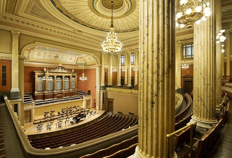 Чешская филармония готовит онлайн-концерт