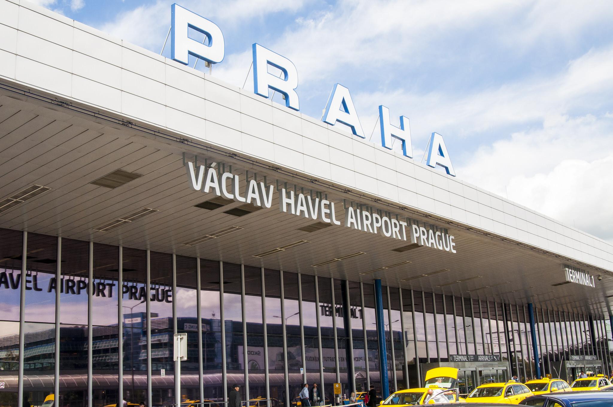 Аэропорт Праги обслужил наименьшее количество пассажиров за последние 25 лет