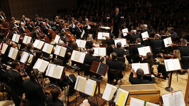 В понедельник Чешское радио Влтава транслирует живой концерт из Рудольфинума с музыкой XIX и XX веков