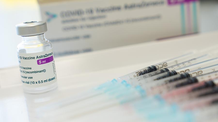 Вакцину AstraZeneca переименовали в Vaxzevria