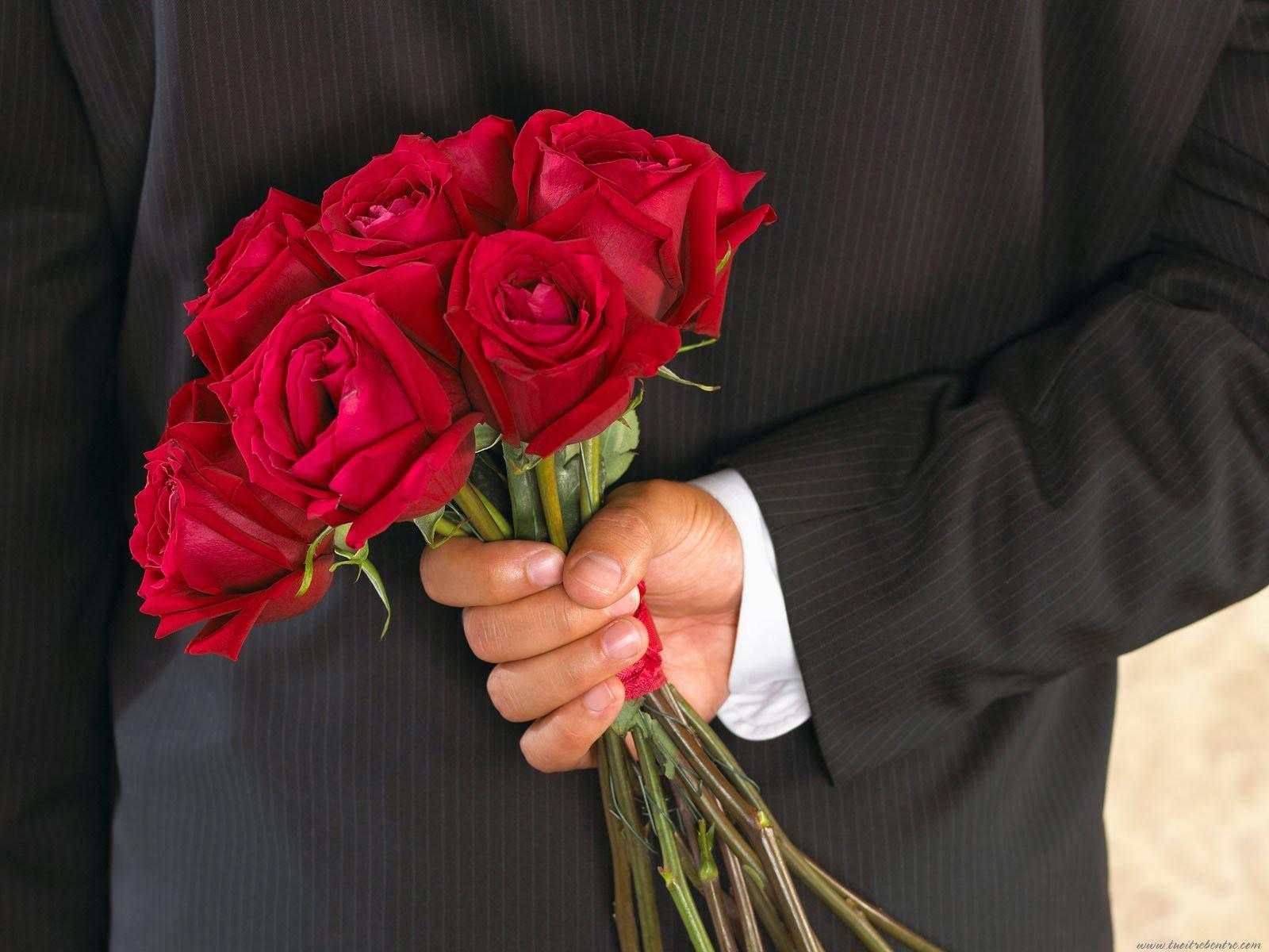 На 8 марта интерес к доставке цветов больше, чем в День всех влюбленных.