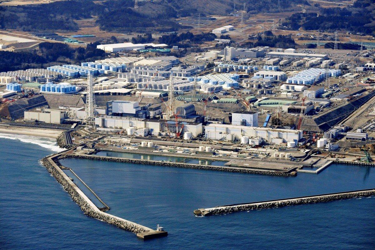Япония решила выпустить воду из АЭС «Фукусима» в море