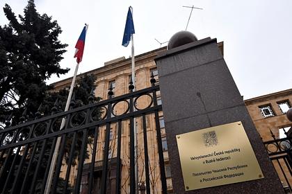 Чехия высылает еще 70 сотрудников посольства России
