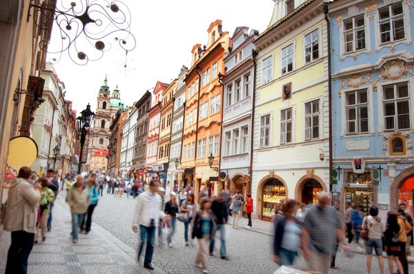 Российский туристический рынок – один из самых важных для Чехии